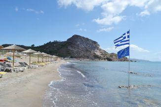 Ágios Stefanos Beach