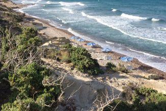 Ágios Theologos Beach