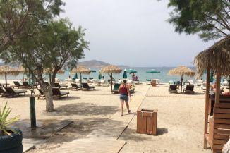 Tigáki Beach