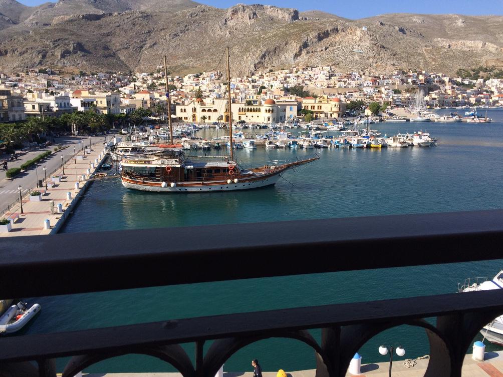 Hafen von Kálymnos