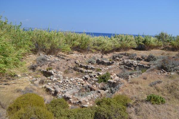 Ausgrabungen auf Kèfalos