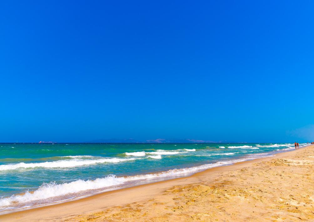 Tam Tam Beach in Mastiári auf Kos