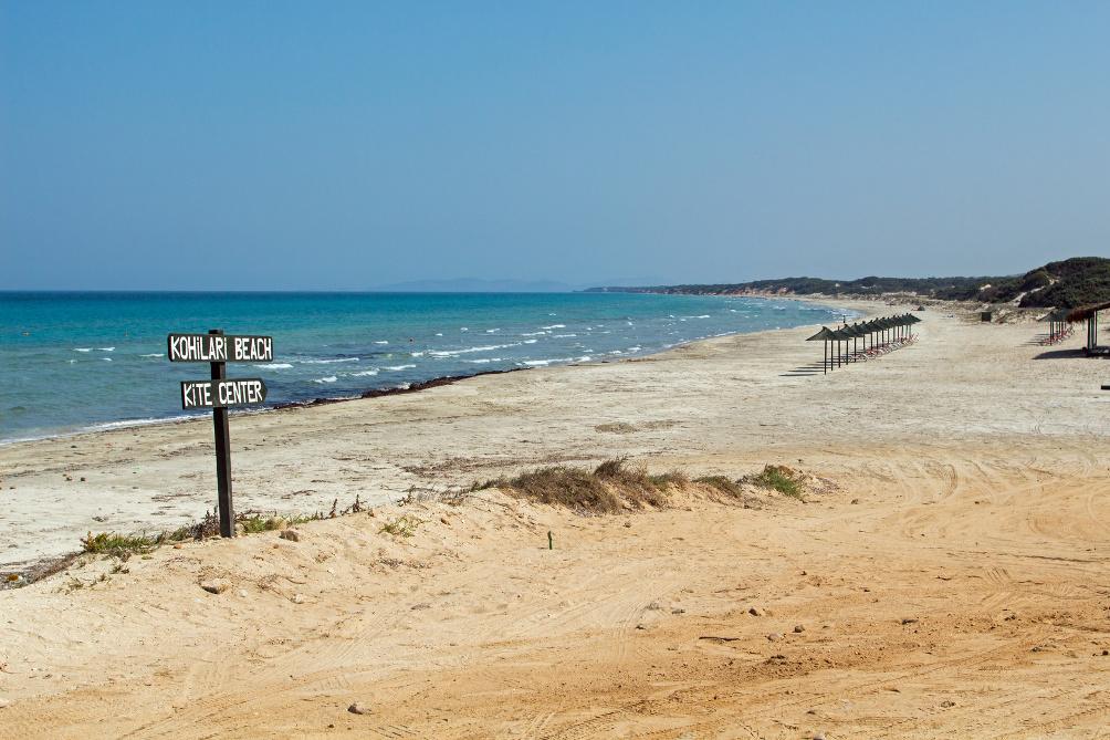 Kohilari Beach auf Kos